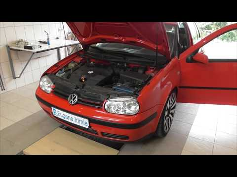 VW Golf 4 - Спорадически не заводится