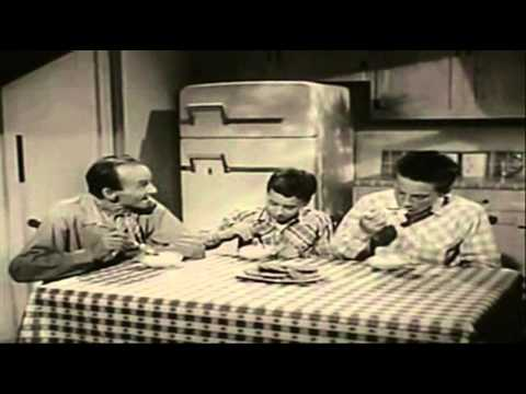 Unusual Sherbet Commercial From The 1960's ft. Talking Horse