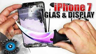 iPhone 7 Plus Glas Wechseln Tauschen unter 20€ Reparieren FAIL!!!! [Deutsch/German]