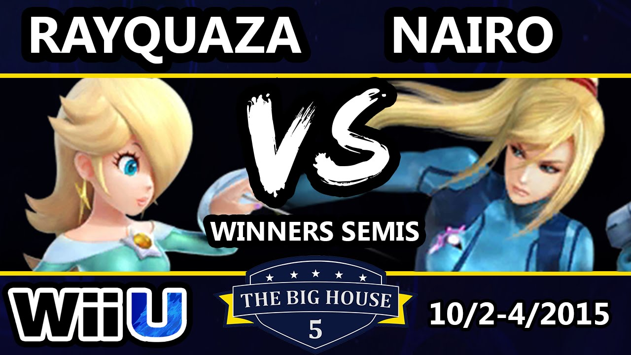 TBH5 - Liquid Nairo (ZSS) Vs. Rayquaza07 (Sheik, Rosalina) SSB4 Winners Semis - Smash Wii U