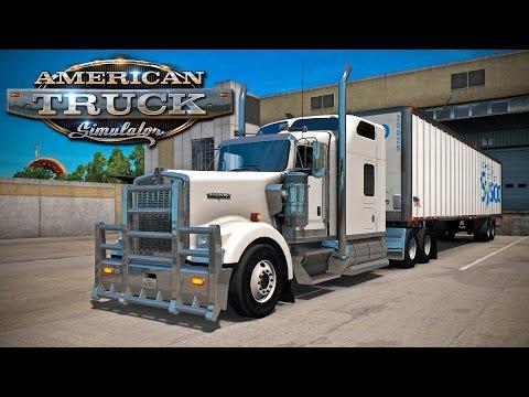 American Truck Simulator - Episode 26 - Got A Sleeper!