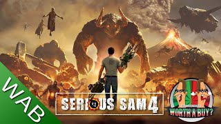 Serious Sam 4 Review - Is it worthabuy? (Video Game Video Review)