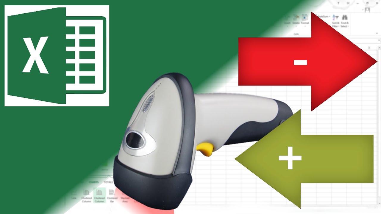 Cómo hacer inventario en Excel con control de Entradas y Salidas ...