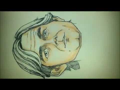 Phillip Cocu best drawing part 1 (m.emin sincar)