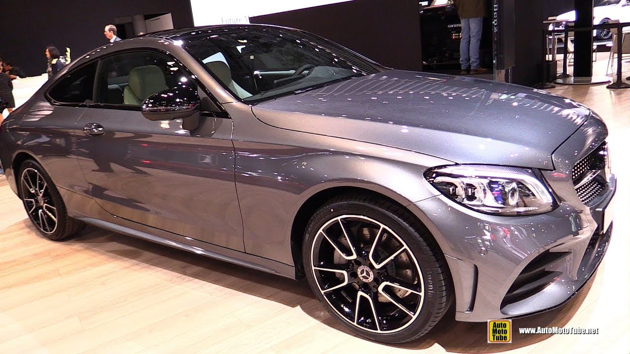 2019 Mercedes C300 Coupe - Exterior and Interior ...