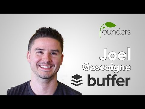 Fireside Chat with Buffer Founder and CEO, Joel Gascoigne