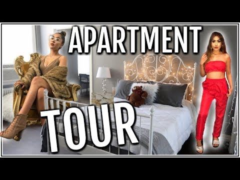 MY LOS ANGELES APARTMENT TOUR! ♡ Adyel Juergensen