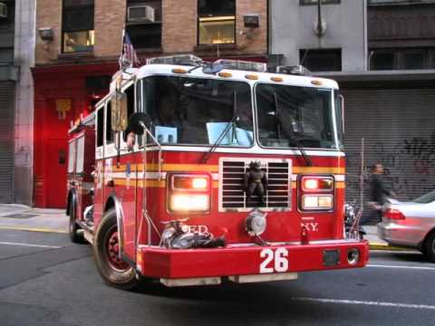911 - Fire Department  / Everyday Heroes - 911 Song by Dave Carroll