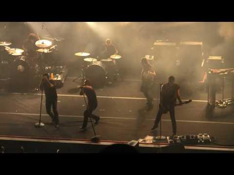 NIN w. The Dillinger Escape Plan - Mr Self Destruct - 9.10.09 *Final NIN Concert (in 1080p)*