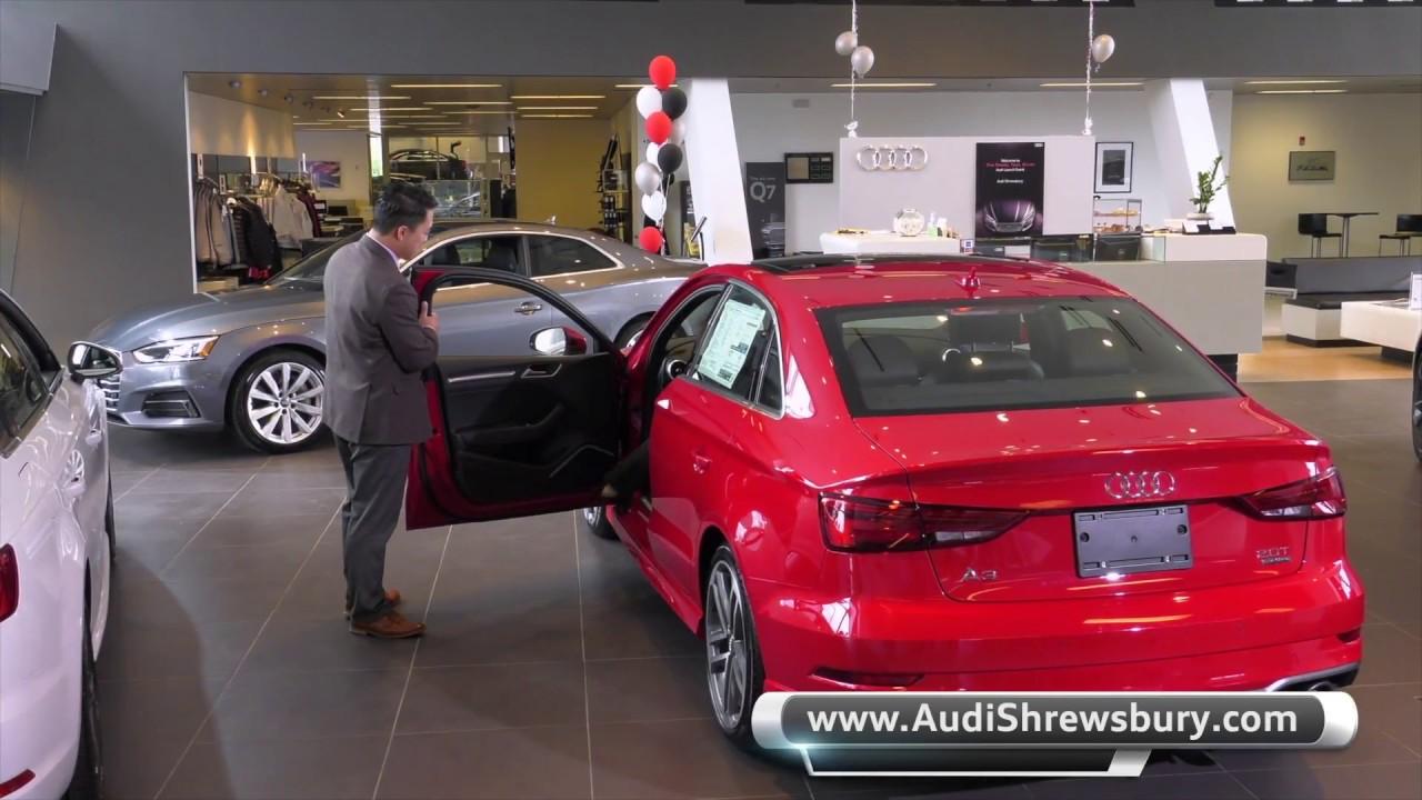 Audi Shrewsbury We Make It Easy To Say Yes To The Best YouTube - Audi shrewsbury