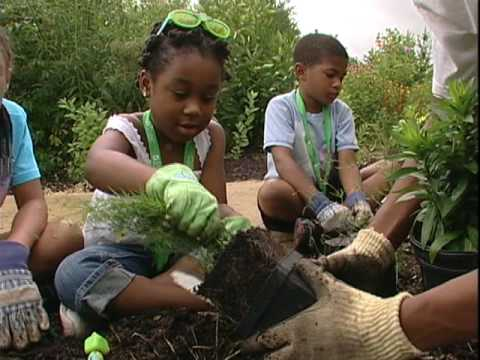 Irvine Nature Center - Schoolyard Discovery Program