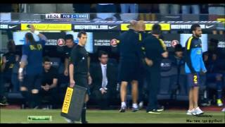 Скачать 07 10 2012 Ла Лига 2012 2013 7 й тур Барселона Реал 2 2