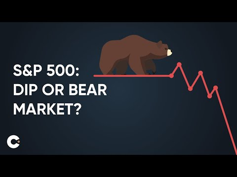 S&P 500 Technical Chart Analysis For March 2020 | Bear Market Is Here?