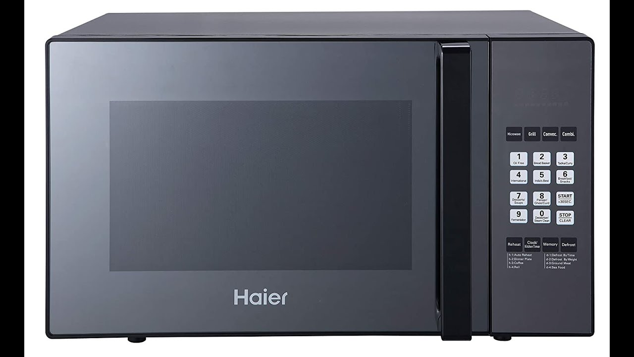 New Haier 25 L Convection Microwave