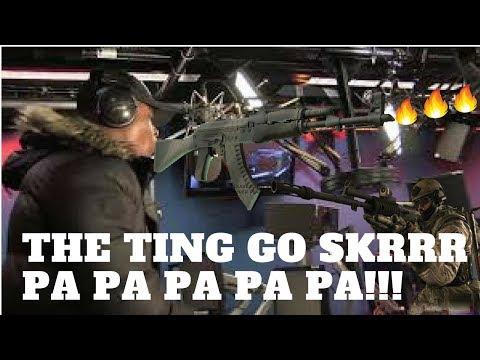 CS:GO - The Ting Go Skrrr Pa Pa Pa Pa Pa (Roadman Shaq – Man's Not Hot)