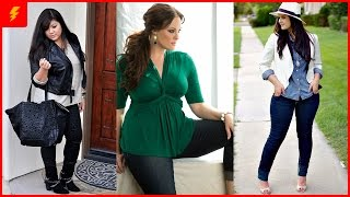 Plus Size Outfit Ideas For Curvy Women