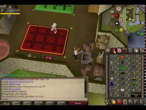 Runescape Old School Fastest Crafting