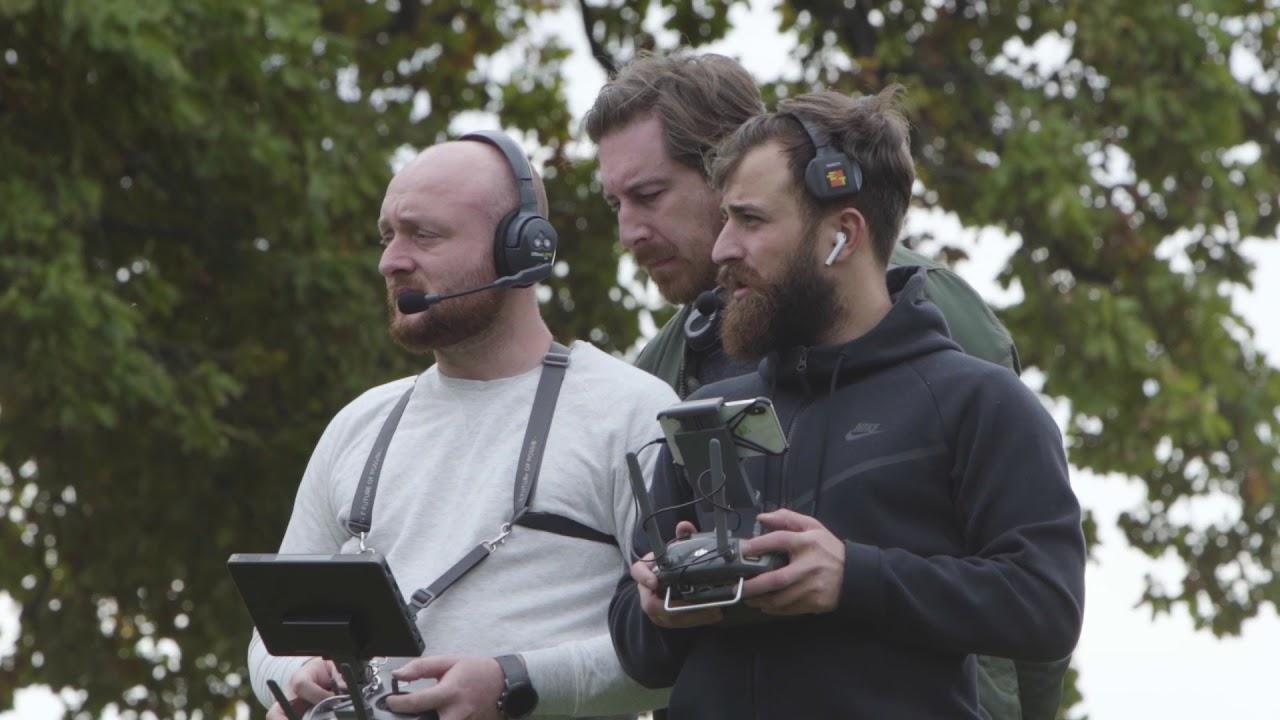 DJI Inspire Pilots Georgia