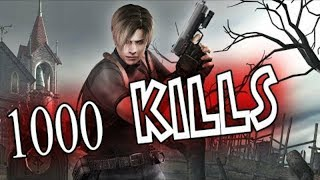 🔴RESIDENT EVIL 4 - DESAFIO 1000 KILLS - #3 🔴