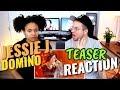 Jessie J - Domino   Episode 1   Singer 2018   Reaction TEASER