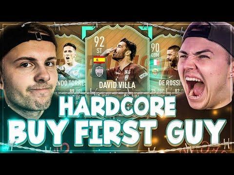 FIFA 19: FLASHBACK HARDCORE Buy First Guy vs Benni 😜😱