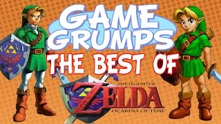 Game Grumps - The Best of OCARINA OF TIME