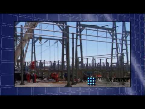 Matrix Service Video for PowerGen