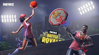 FORTNITE: Battle Royale-BOUGHT the NEW SKIN OF BASKETBALL and MITEI WITH the SNIPER at the END!!!