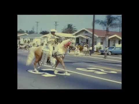 CHUCK CONNERS:  La Habra, CA  1963 Corn Festival: