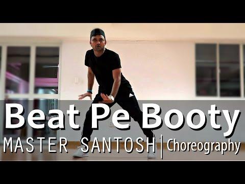 Beat Pe Booty  | Tiger Shroff, Jacqueline Fernandez | SK Choreography