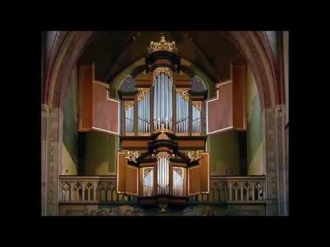 F. Couperin, Messe pour les Paroisses: Kyrie & Gloria - Pieter Dirksen (Cuijk, live)