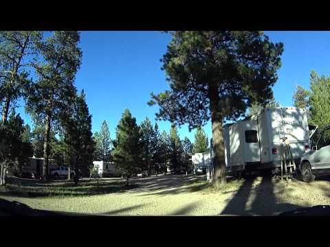Bryce Canyon Pines RV Campground