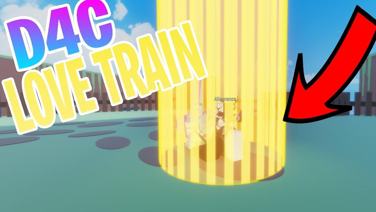 New D4c Love Train A Bizarre Day Youtube