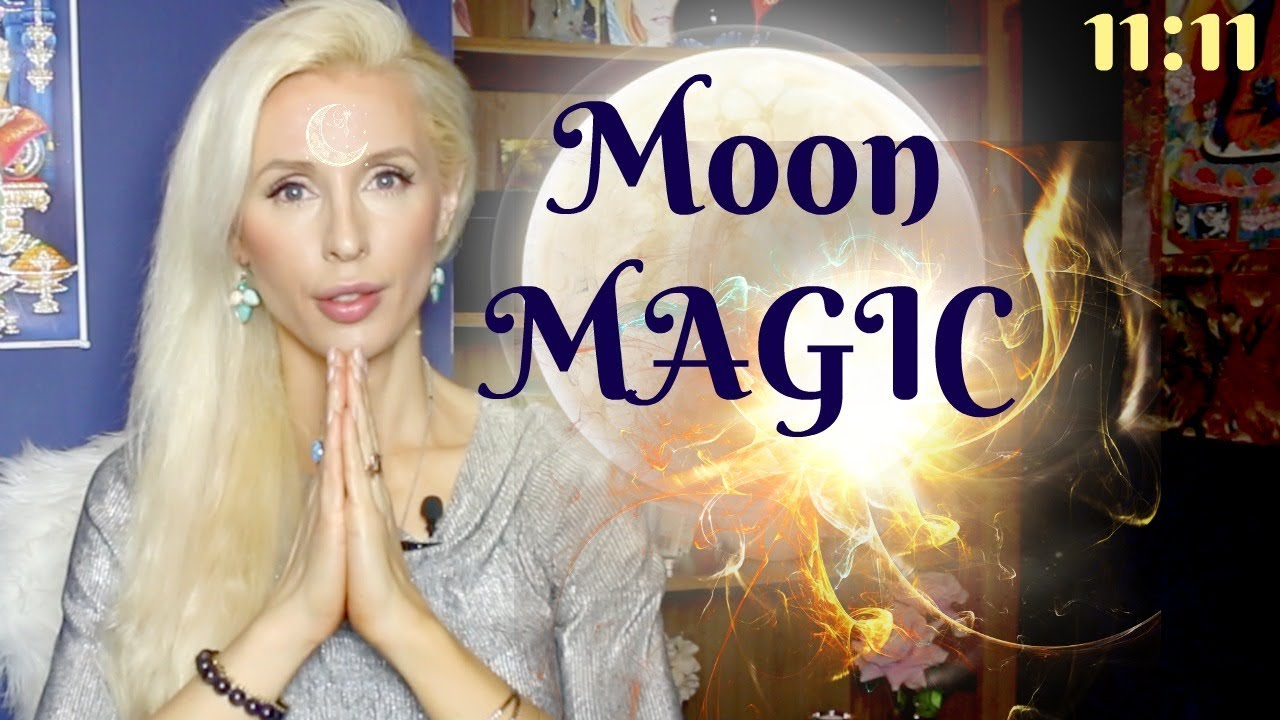How To MANIFEST Using The FULL MOON Energy