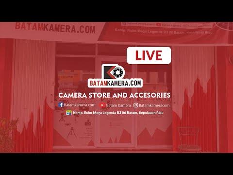 Test Live Streaming Pakai Sony CX405 Dan Capture Card ACASIS HD 31 - Murah Meriah