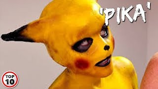 Top 10 Scary Pikachu Creepypastas