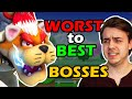 Ranking ALL Mario 3D World Bosses from Worst to Best - Infinite Bits