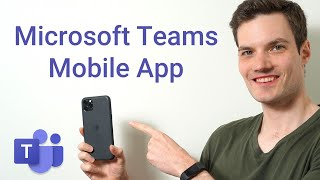 How to use Microsoft Teams app on iPhone & Android