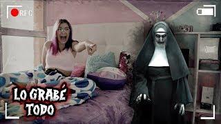 ¡FANTASMAS REALES CAPTADOS EN MIS VIDEOS! Lo Grabé TODO - Lulu99