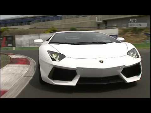 Lamborghini Aventador Testbericht - AutoScout24