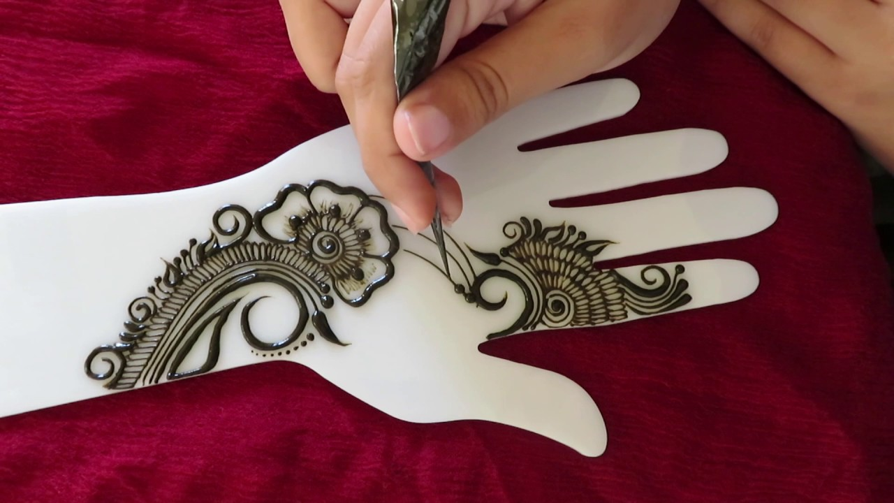 Mehndi Party Things To Do : 2 small henna party designs youtube