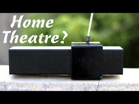 Havit M28 Alarm Clock Bluetooth Speaker from Banggood