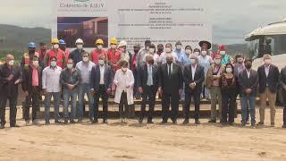 "VIDEO | Inicio de obra del Hospital Regional ""Oscar Orias"" de Libertador"