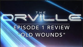 """Download Video The Orville Ep1. """"Old Wounds"""" premiere review MP3 3GP MP4"""