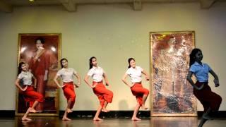 สอบภาษานาฏศิลป์-เพลงนางฟ้าไทย