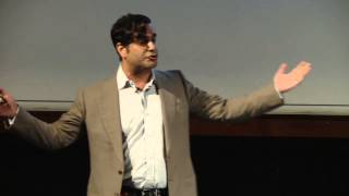 The Future of History: Mahyad Tousi at TEDxLondonBusinessSchool 2013