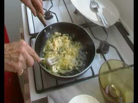 Lezione 36Scaloppine al limone Cucina Napoletana di