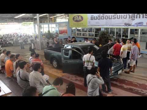 บรรยากาศการประมูล(รถยนต์) ครั้งที่ 356 เสาร์ที่ 15/03/57 ณ กรุงเทพฯ