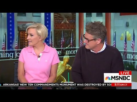Download Youtube: Watch the clip that made Trump viciously attacks Mika Brzezinski on Twitter