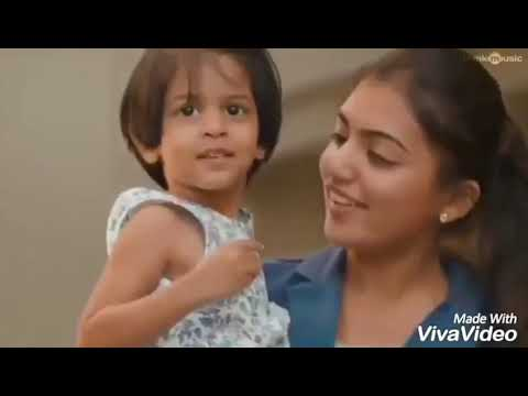 Kannu athu gun mathiri ava kannam bannu mathiri song in nazriya version 😍😘😍